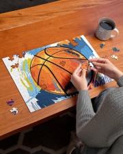 Basketball puzzle 2 250 Piece Puzzle (horizontal) aos-jigsaw-puzzle-250-pieces-horizontal-lifestyle-front-12