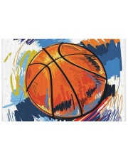 Basketball puzzle 2 250 Piece Puzzle (horizontal) front