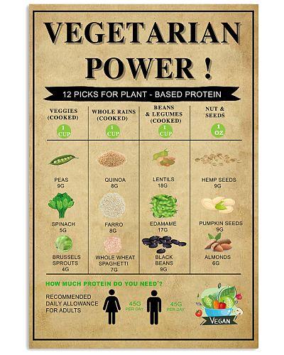 Vegetarian power