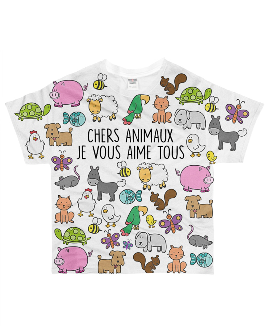 EDITION LIMITEE All-over T-Shirt