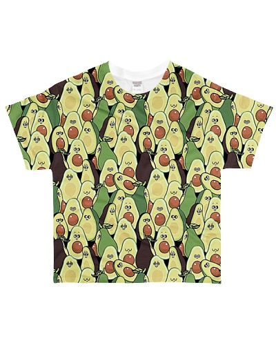 Avocado cute funny vegan vegetarian