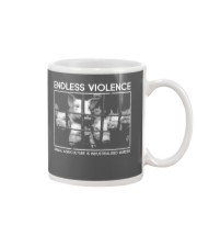 Vegan animal right endless violence  Mug thumbnail