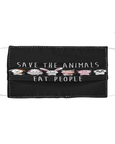 Save the animals eat people
