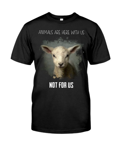 Vegan animals are here with us