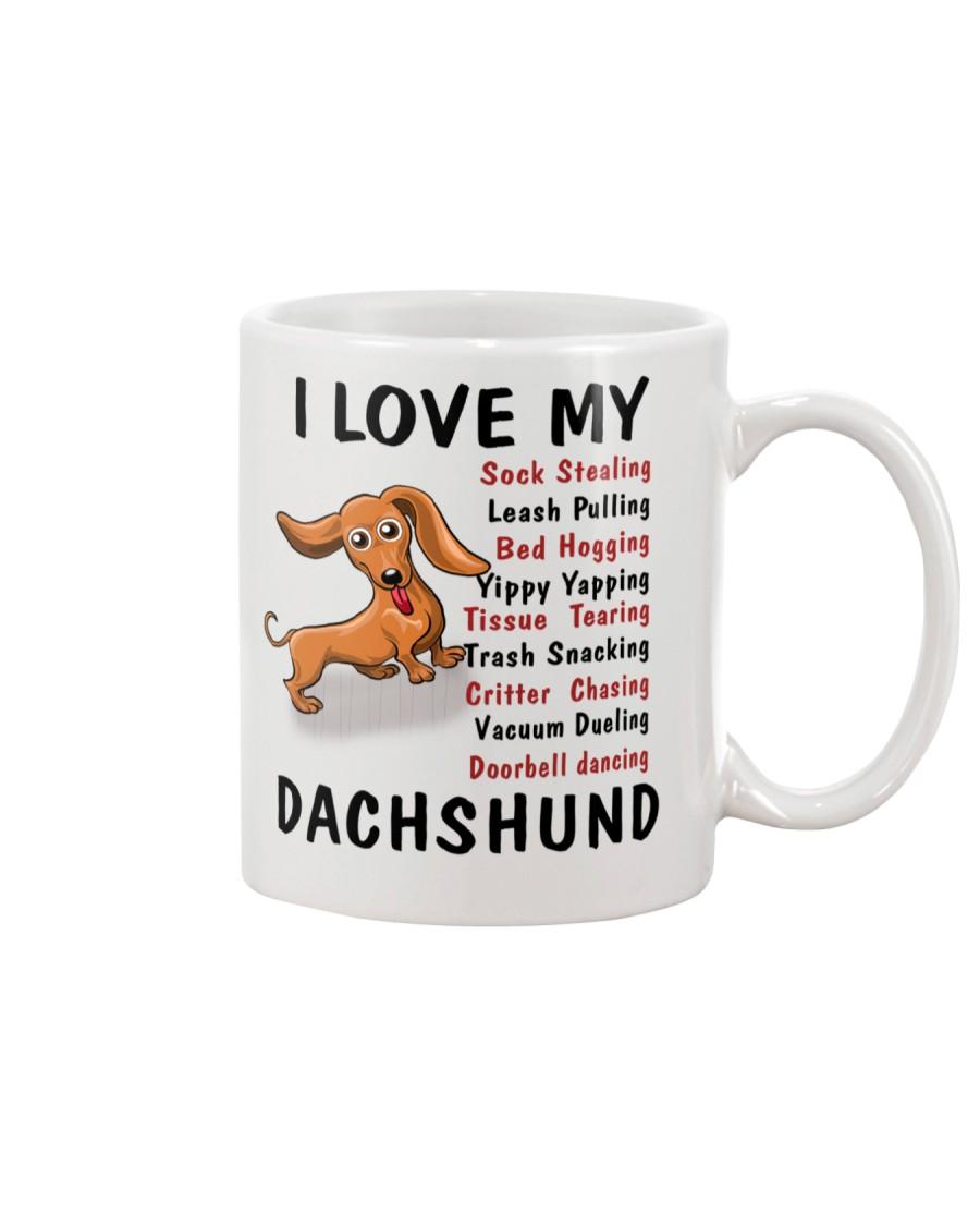 dachshund mug Mug