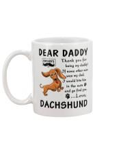 FARTHER DAY MUG Mug back