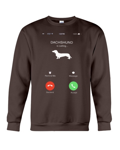 Dachshund Is Calling