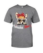 Chihuahua Mom t-shirt Classic T-Shirt thumbnail