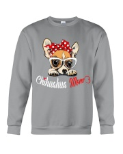 Chihuahua Mom t-shirt Crewneck Sweatshirt thumbnail