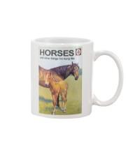 HORSES and other things I'm hung like  Mug thumbnail