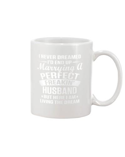 Perfect Freakin Husband Shirt