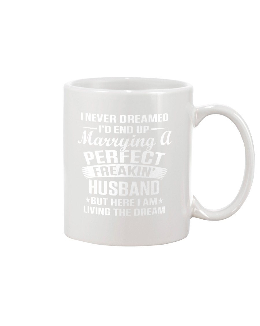 Perfect Freakin Husband Shirt Mug