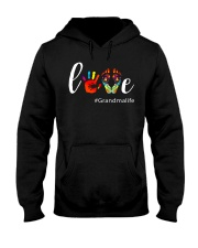 Love Grandma life Shirt Cute Grandma Gift Hooded Sweatshirt thumbnail