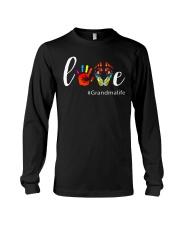 Love Grandma life Shirt Cute Grandma Gift Long Sleeve Tee thumbnail