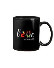 Love Grandma life Shirt Cute Grandma Gift Mug thumbnail