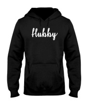 Hubby Shirt Funny Husband Hooded Sweatshirt thumbnail