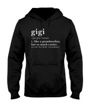 Gigi Grandmother Hooded Sweatshirt thumbnail