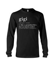 Gigi Grandmother Long Sleeve Tee thumbnail