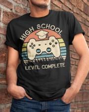 2020 High School Graduation Shirt Gamer Classic T-Shirt apparel-classic-tshirt-lifestyle-26