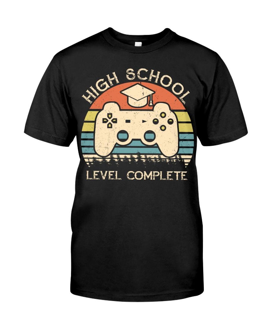 2020 High School Graduation Shirt Gamer Classic T-Shirt