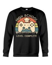 2020 High School Graduation Shirt Gamer Crewneck Sweatshirt thumbnail