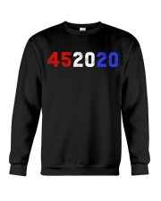 452020 Shirt 45 2020 Trump Crewneck Sweatshirt thumbnail