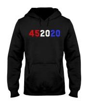 452020 Shirt 45 2020 Trump Hooded Sweatshirt thumbnail