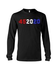 452020 Shirt 45 2020 Trump Long Sleeve Tee thumbnail