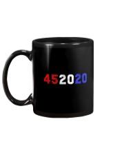 452020 Shirt 45 2020 Trump Mug back