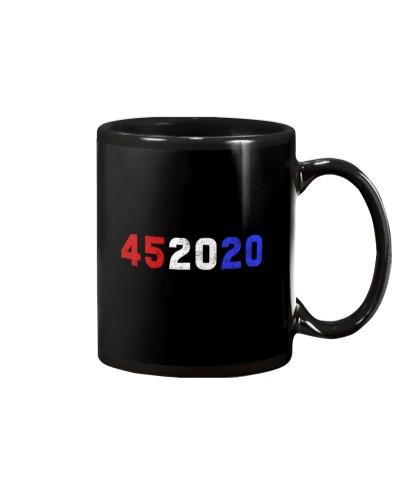 452020 Shirt 45 2020 Trump