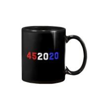 452020 Shirt 45 2020 Trump Mug front