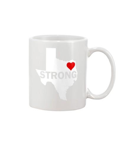 Texas Strong T-Shirt Hurricane Support