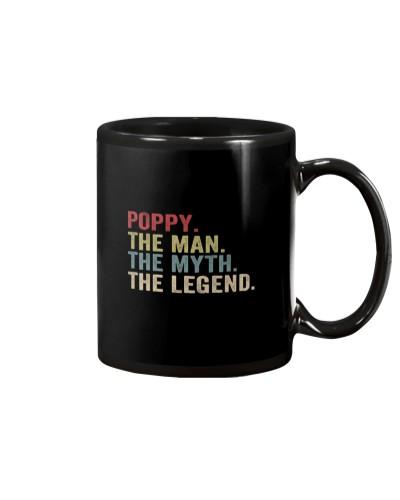 Poppy The Man The Myth The Legend