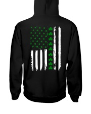 Irish American Flag Shirt St Patricks Day 2018 Hooded Sweatshirt tile