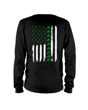 Irish American Flag Shirt St Patricks Day 2018 Long Sleeve Tee thumbnail