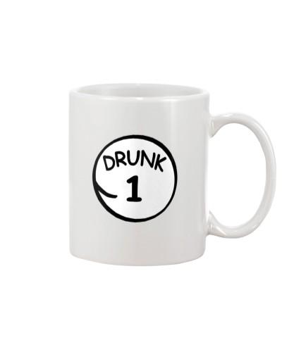 Drunk 1 Drunk 2 Shirts