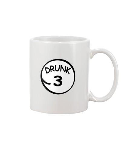 Drunk 3 Shirt