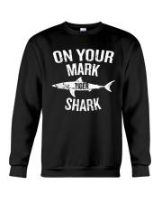 On Your Mark Tiger Shark T-Shirt Crewneck Sweatshirt thumbnail