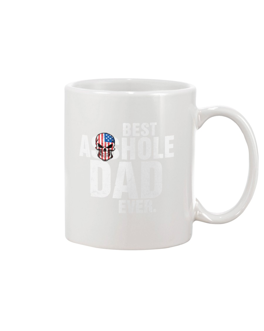 BEST ASSHOLE DAD EVER Mug