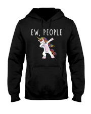 EW People Unicorn Hooded Sweatshirt thumbnail