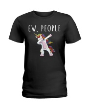 EW People Unicorn Ladies T-Shirt thumbnail