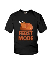 Turkey Thanksgiving 2017 Shirt Youth T-Shirt thumbnail