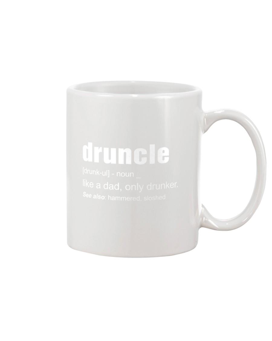 DRUNCLE Mug