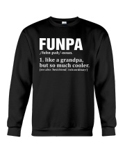 Funpa Grandpa Gift Crewneck Sweatshirt thumbnail