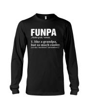 Funpa Grandpa Gift Long Sleeve Tee thumbnail
