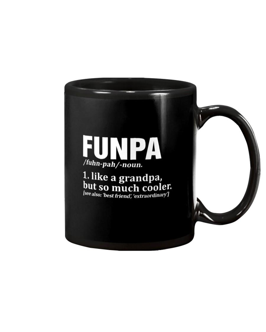 Funpa Grandpa Gift Mug