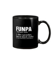 Funpa Grandpa Gift Mug front