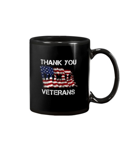 Thank You Veterans T-Shirt