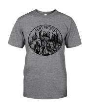 I Eat People Bear Camping Hiking Classic T-Shirt thumbnail