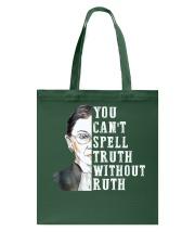 Notorious RBG Ruth Supreme Court Feminist Tote Bag thumbnail